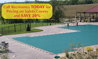 Save 20% on Swimming Pool Save Covers