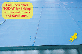 Save 20% on Swimming Pool Thermal Covers