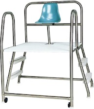 Loookout Dual Side Mount Lifeguard Chair