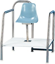 One Step Lookout Guard Chair