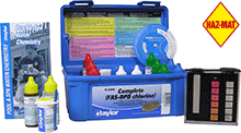 Complete FAS-DPD Test Kit