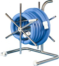 Heavy Duty Stainless Steel Hose Reel
