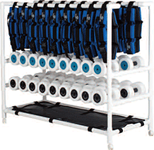 Hydro-Fit 18 Unit System