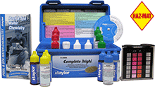 Taylor K-2005 Complete Test Kit