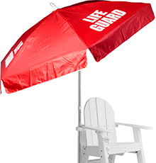 Recreonics Lifegaurd Umbrella