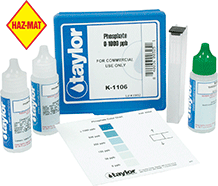 Taylor Test Kit K-1106 - Phosphate Test Kit