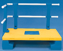 Underwater Swim Training Platform