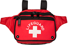 DrainEasy Lifeguard Fanny Pack
