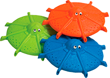 Squid Disks Pool Toy