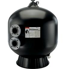 Triton C-3 Hi-Rate Sand Filter with Flanged Connections