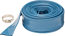 Vinyl Pool Vacuum Cleaner Discharge Hose