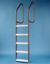 Stainless Steel Dock Ladder
