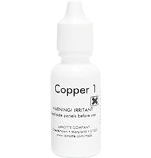 Lamotte Reagent P-6446-E Copper, (15 ml)
