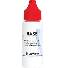 Lamotte Reagent P-6460-G Base Demand, (30 ml)