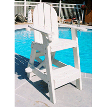 Tailwind LG505 Recycled Plastic Lifeguard Chair