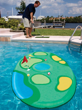 Pro-Chip Island Golf Floating Pool Game