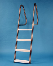 Stainless Steel Raft Ladder