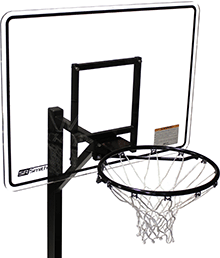 S R Smith Rocksolid Commercial Basketball Game with Anchor