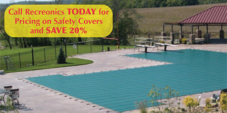 Solid Pool Safety Cover