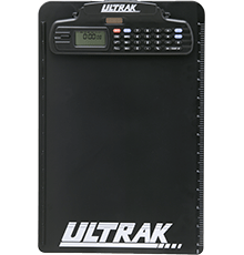 Ultrak 700 Clipboard with Stop Watch and Calculator