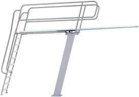 3M Sportflyte - Ladder at Rear