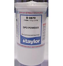 Taylor Reagent R-0870-J DPD Powder (.25 lb.)