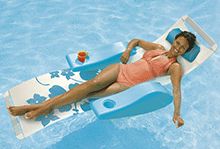 Elluna Lounge Swimming Pool FLoat