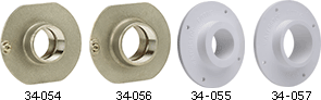 No-Leak Flanges and Waterstop Fittings