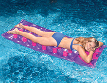 French Mattress Swimming Pool Float