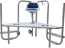 Griff's VIsion Guard Station Lifeguard Chair