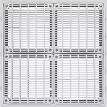 "Hayward 18"" x 18""  Frame and Grate"