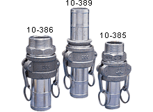 Quick-Connect Hose Couplings