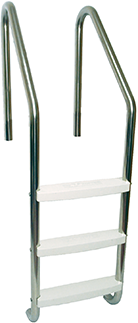 Standard Pool Ladder with Cycolac Treads