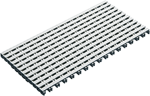 Quite-Flow Parallel Grates - Sections of Swimming Pool Grating