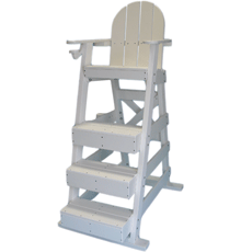 Tailwind LG515 Recycled Plastic Lifeguard Chair