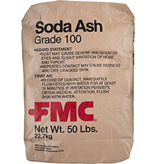 Soda Ash (Sodium Carbonate)