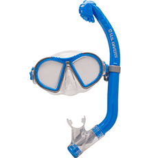 Toucan Kids Dry Combo Dive Mask and Snorkel
