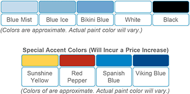 Olympic Paint Color Options