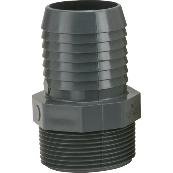 Inch male adapter for swimming pool hose from recreonics