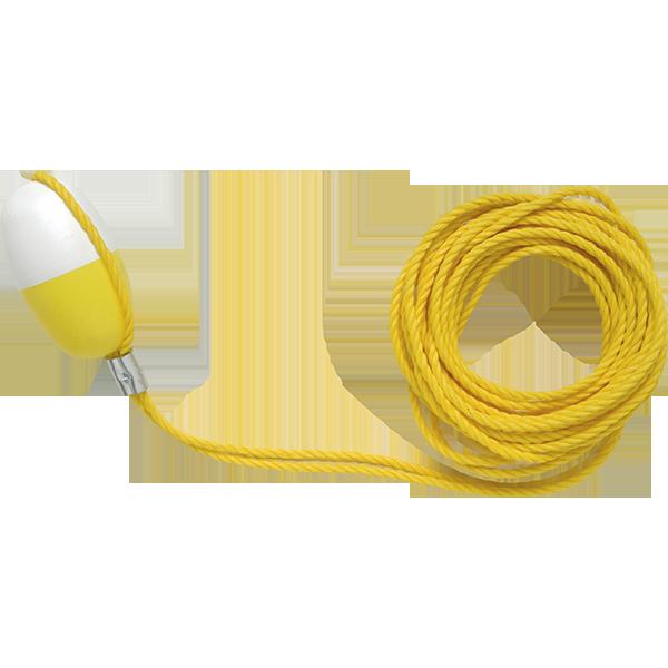 60 Foot Recreonics Ring Buoy Line Throw Rope
