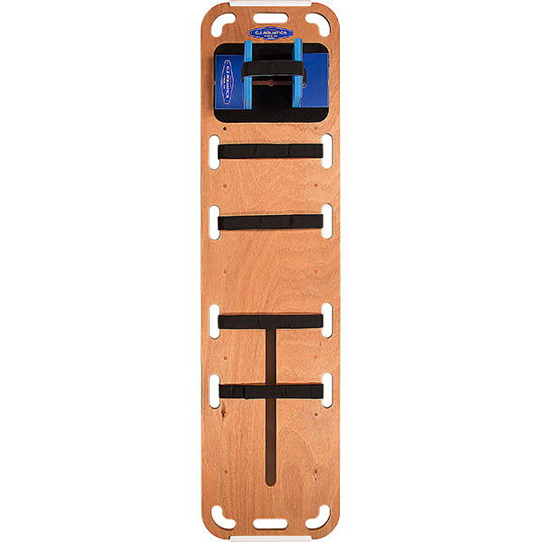 C J 1000 Spineboard for Swimming and Water Rescues