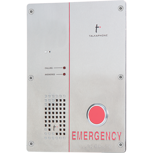 Swimming Pool Push Button Emergency Phone
