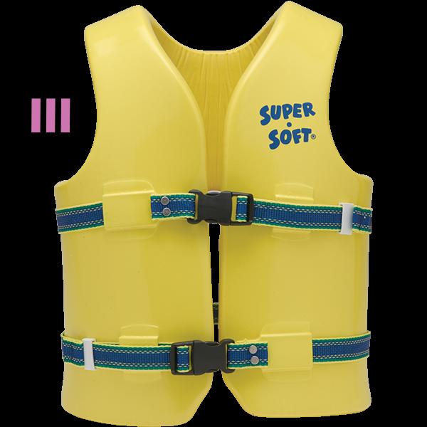US Coast Guard Approved Super Soft Life Vests
