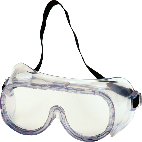 Accidental Chemical Contamination Protection Work Goggles