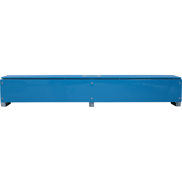 Recreonics heavy-duty fiberglass lane line storage bench.