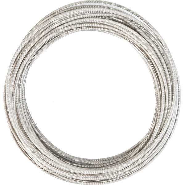 Competitor Swim Racing Lane Vinyl Coated Stainless Steel Cable