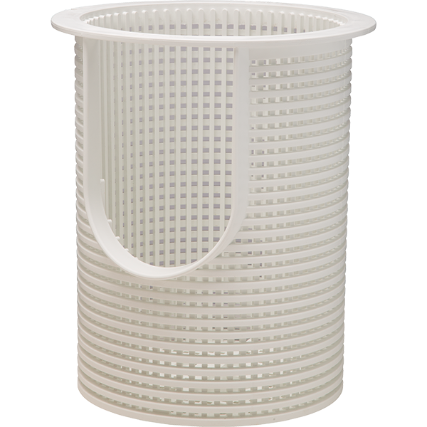 Pentair EQ commercial swimming pool pump replacement strainer basket.