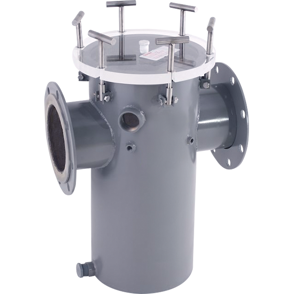 T-304 stainless steel 50 psi rated swimming pool strainers.