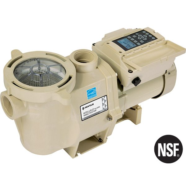 Pentair Intelliflo VS+SVRS VBG Compliant Swimming Pool Pumps