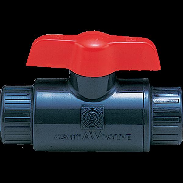 Omni economy PVC ball valves - socket